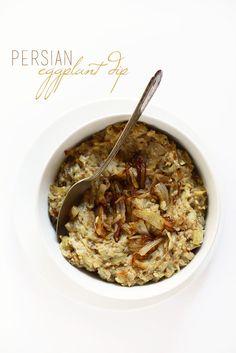 persian eggplant dip
