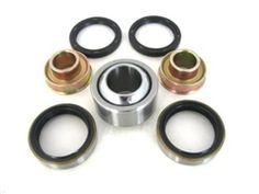 Yamaha YZ490 82-90 Fork Seals Dust Seals Bushes Suspension Kit