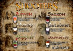 Lord of the Rings Shooters