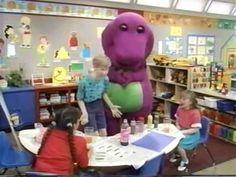 Barney amp friends 1 2 3 4 5 senses season 1 episode 19 more