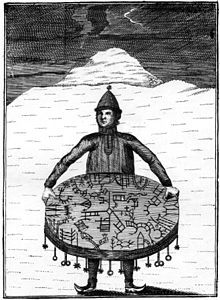 raditional Sami religion was a type of polytheistic paganism. (See Sami deities.) There was some diversity due to the wide area that is Sápm...