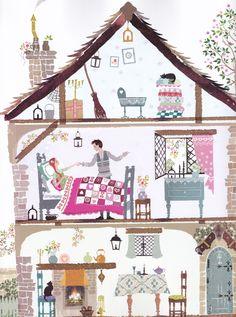 546da691ceb04ab0ef402e22747c0dd4.jpg (1666×2244)  Illustrator: Sarah Gibb
