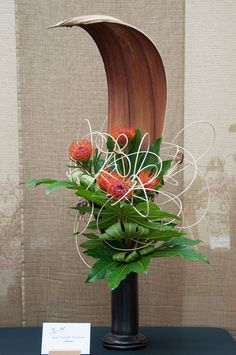 Sogetsu 草月流生け花