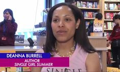 Lifelong Chicagoan and author Deanna Kimberly Burrell's novel, Single Girl Summer, tells the story of sophisticated friends having fun in Chicago while highlighting some of the city's best summer events. We met up with Deanna signing her book for travelers passing through Terminal 2 at O'Hare Airport.