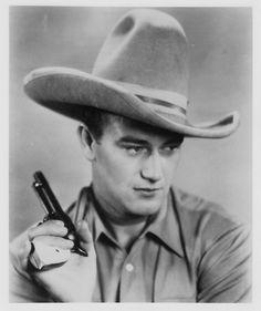 john wayne | John Wayne (1907-1979) - The Duke - • Western Movies - Saloon Forum ...