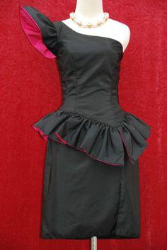 Vintage USA 80's Prom Dress - awesome!