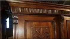 ónémet szekrény Armoire, Vintage, Furniture, Home Decor, Antique Furniture, Hungary, German, Clothes Stand, Decoration Home
