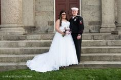 Military wedding giveaway. hair that moves, portsmouth NH