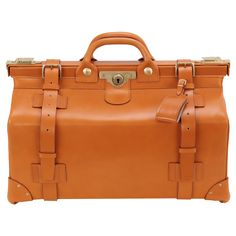 The Gladstone by Swaine Adeney -  Celebrated maker of equestrian and leather goods since 1750.