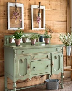 Shabby Chic Decor elegant and comfortable tips - A vibrant and incredible collection on decor touch. simple shabby chic decor simple image reference brought on this day 20190212 , Repurposed Furniture, Shabby Chic Furniture, Shabby Chic Decor, Vintage Furniture, Shabby Chic Green, Country Chic Decor, Shabby Chic Painting, European Furniture, Country Charm