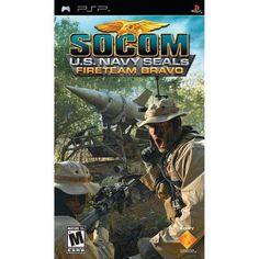 Used Socom: Fireteam Bravo (PSP) - Pre-Owned