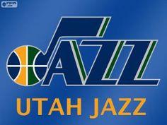 Logo Utah Jazz, NBA team. Northwest Division, Western Conference puzzle