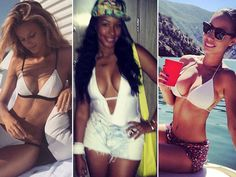 NBA Finals WAGS -- Guess Whose! (PHOTO GALLERY)