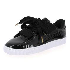 Coeur De Basket-ball Avec Gomme Perf Chaussures Puma Or Noir Ho85zad0