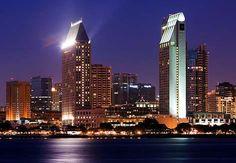 Downtown San Diego CA