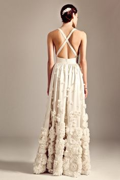 Fiona by Temperley Bridal Iris Collection for 2014/15