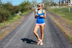 Pink and Blue Wellness Fitness, Fitness Goals, Workout Attire, Workout Outfits, Cara Loren, Lululemon Shorts, I Work Out, Body Inspiration, Style Guides