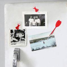 dart fridge magnets