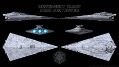Resurgent-Class Star Destroyer - Schematics 01 by Ravendeviant
