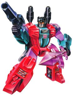 Botch's Transformers Box Art Archive - 1988Decepticons