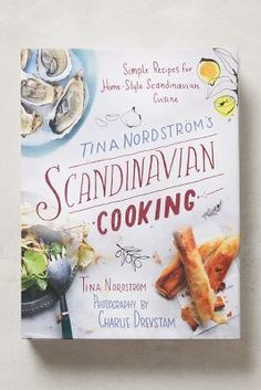 Anthropologie Tina Nordström's Scandinavian Cooking #anthrofave #homedecor #kitchen