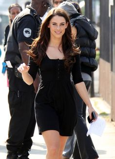 Jessica Lowndes - Annalynne McCord and Jessica Lowndes on Set