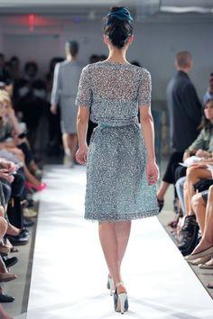 Oscar De La Renta Spring 2013 RTW collection - lace
