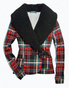 For Her: Lauren Ralph Lauren #sweater #fleece #sweatshirt great look!