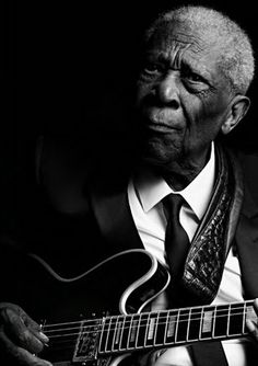 BB King ~ He did a c