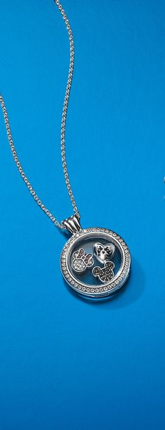 One more reason to love the new PANDORA Disney collection  Wonderful new  petites you can store inside a sterling silver locket! 2de0c39a05111