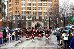 St Patrick's Day Parade Binghamton NY 2009 ...photo by geraldine clark