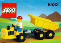 Lgeo 6532 - Diesel Dumper