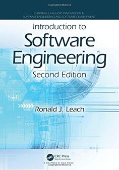 Introduction to Software Engineering, Second Edition by Ronald J. Leach https://www.amazon.ca/dp/1498705278/ref=cm_sw_r_pi_dp_7QJ6wbZEPHV7D