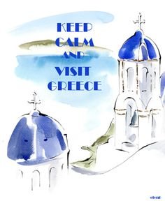 KEEP CALM AND VISIT GREECE - massive family wedding, so excited ☀️ Keep Calm Posters, Keep Calm Quotes, Greek Memes, Self Thought, Visit Greece, Cant Keep Calm, Santorini Greece, Group, Board