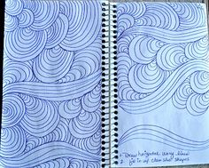 LuAnn Kessi: Sketch Book.....Background Fillers