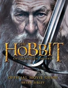 The Hobbit Official Movie Guide  got this for christmas too!