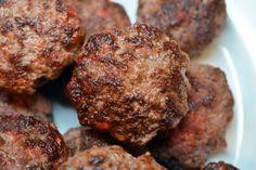 Sous Vide Turkish Slider Burgers | Nom Nom Paleo