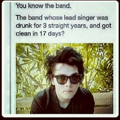 Seventeen days? My respect for Gerard suddenly just skyrocketed. (Not that it wasn't already incredibly high.)