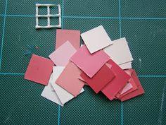 Alegremente: Venecitas baratitas Office Supplies, Diy, Ideas, Plastering, Mosaic Artwork, Mesh, Rugs, Tiles, Glass