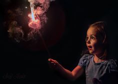 First Sparkler by Suzy Mead on 500px
