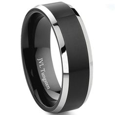Frank's wedding band from JVL Jewelry Engraved thinking Put it back on wedding date or happily ever after wedding date
