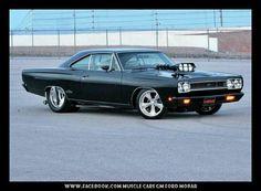 68 Plymouth GTX