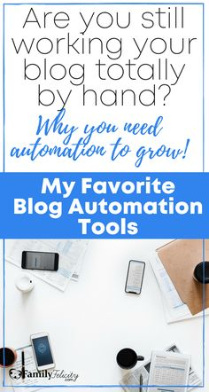 Get the best blog tools to increase your blog traffic on autopilot! These blog automation tools will help you increase productivity by letting you have more time to create more amazing content instead of doing everything manually! #blog