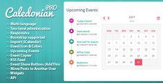Caledonian PRO PHP Event Calendar (Calendars) Download   #activity #api #calendar #event #navbar #organiser #php #schedule #task http://w7download.com/caledonian-pro-php-event-calendar-calendars-download