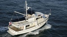 I'll take this as my next home please - Kadey-Krogen 48' www.kadeykrogen.com