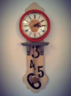 revivedvintage | PORTFOLIO Restoration, Clock, Inspired, Antiques, Inspiration, Furniture, Vintage, Home Decor, Watch