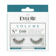 Eylure Volume Lashes # 100