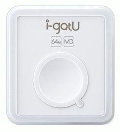 IGotU 30+ Hour GPS Logger with Motion Sense by ProofPronto. $149.00