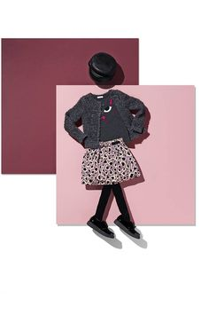 Super Feminine: Little Girls love pets, and all want to have a cute stylish kitten! The problem is that not often is ok for their parents! So, offer them a free-work mascot!  Shop Gucci look here: Conheça o look Gucci aqui: http://bit.ly/1wfYWrc #fatimamendes #gucci #junior #kids #style #fashion #fashionkids #kidsstuff