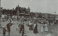 Early 1900`s B & R Postcard - WEYMOUTH SANDS, DORSET | eBay